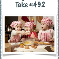 Baking with Four: Take #492