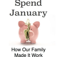 No Spend January: Week 3